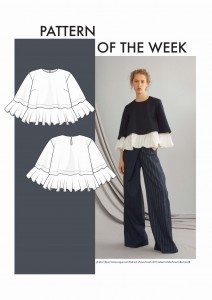 Pattern of the week 1