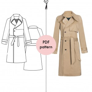 Jackie Trench pattern
